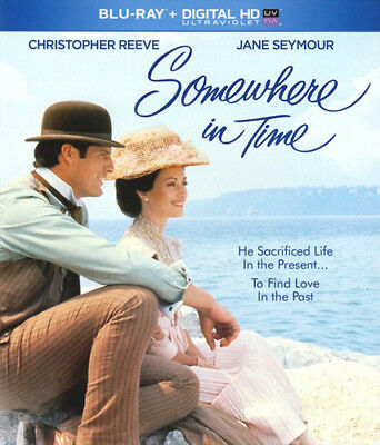 Somewhere in Time BLU-RAY NEW