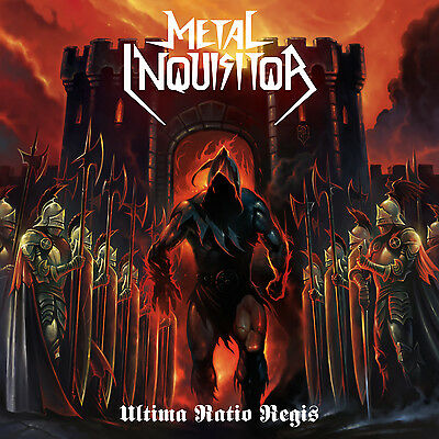 METAL INQUISITOR - Ultima Ratio Regis - CD - 200842