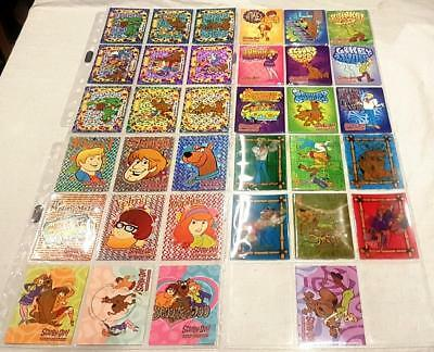 The World Of Scooby Doo Special Insert Trading Cards:  Choose from a selection