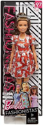 Barbie Fashionista Doll look Meow mix Mattel FJF57 which leads suit only