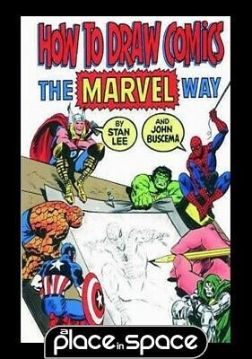 How To Draw Comics Marvel Way Titan - Softcover