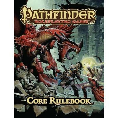 Pathfinder Roleplaying Game: Core Rulebook Jason Bulmahn
