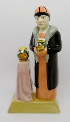 Fine Clarice Cliff Figurine 'the Pottery Ladies' Manor Limited Editions 992/1000