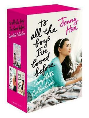 To All the Boys I've Loved Before Complete Collection by Jenny Han Paperback Boo