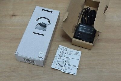 BARELY USED Philips 172 Remote Power Conference Microphone FREE SHIPPING