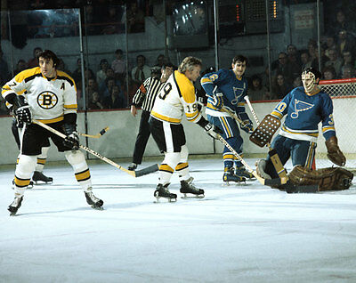 Phil Esposito Boston Bruins St Louis Auction 8x10 Photo