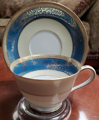Noritake 4794 Vintage 1930's Cup and Saucer set, 3 Sets Left,  Very Nice!