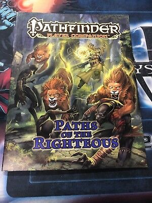 Pathfinder | Paths Of The Righteous | Player Companion | New
