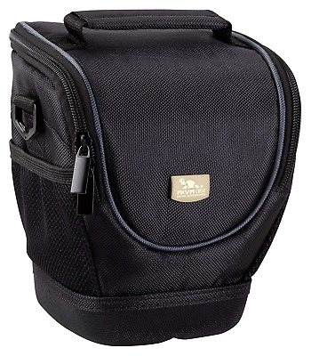 RIVACASE Riva 7205A-01 PS Digital Camera Case, Black