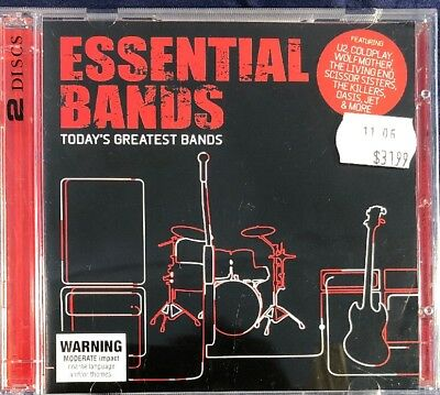 Various Artists: Essential Bands 2CD Album