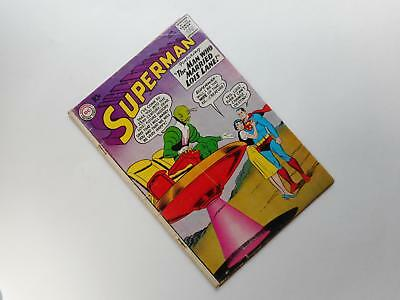 Superman #136  Vg- 3.5  (Dc 1939 Series)  Sci-Fi Cover