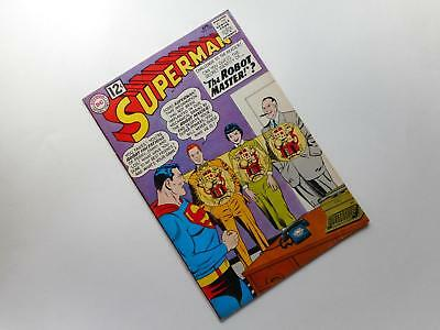 Superman #152  Vg/f 5.0 (Dc 1939 Series)  15Th Legion Appearance Glossy