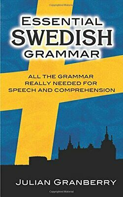 Essential Swedish Grammar (Dover Language Guid... by Granberry, Julian Paperback