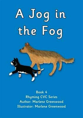 A Jog in the Fog (Red CVC Series) by Greenwood, Marlene Paperback Book The Cheap