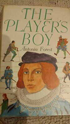 Player's Boy by Forest, Antonia Hardback Book The Cheap Fast Free Post