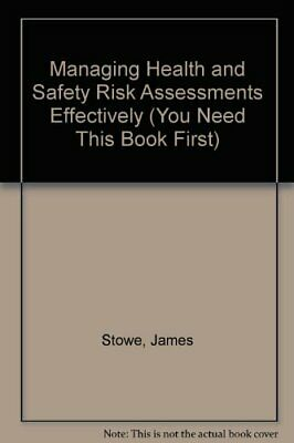 Managing health and safety risk assessments ef... by Stationery Office Paperback