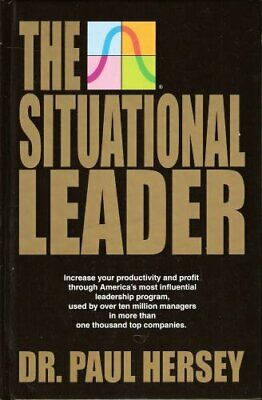 The Situational Leader: The Other 59 Minutes by Hersey, Paul Book The Cheap Fast