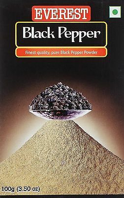 100gms EVEREST MASALA INDIAN RECIPES  BLACK PEPPER / KAALEE MIRCH POWDER