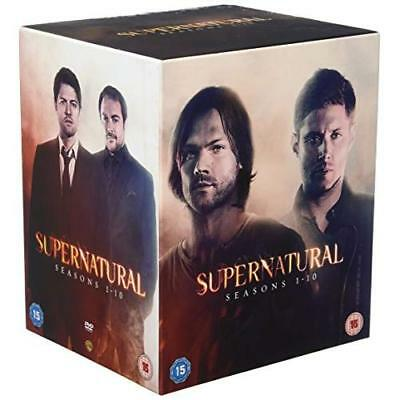 Supernatural - Season 1-10 [DVD] [2016] DVD