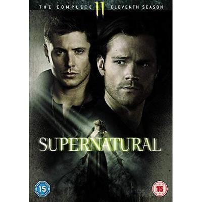 Supernatural - Season 11 [DVD] [2016] DVD