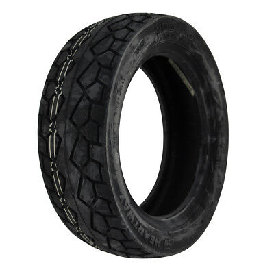 100/60 X 8 Heartway Infilled / Solid Black  mobility scooter Tyre