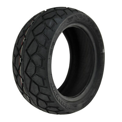 115/55 X 8 Heartway Infilled / Solid Black  mobility scooter Tyre