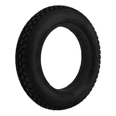 12 1/2 x 2 1/4 Black Infilled / Solid mobility scooter Tyre