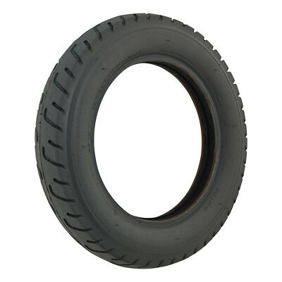 12 1/2 x 2 1/4 Grey Infilled / Solid mobility scooter Tyre (Alber Type)