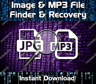 Recover Deleted Images Photos Pictures & Mp3 Music Files Data Finder Download