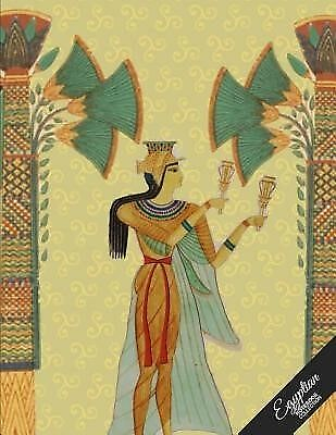Egyptian Notebook Collection Royal Artifacts Journal/Diary Wid by Egyptian Noteb