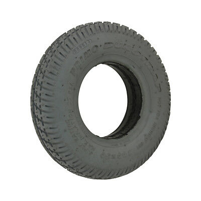 200 x 50 Grey Infilled / Solid Durotrap mobility scooter Tyre