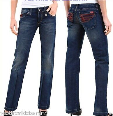 JEANS DONNA PANTALONI BRAY STEVE ALAN Made in Italy Harem Pants A623 ... ed89c4ff1d6