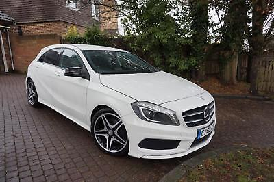 Mercedes-Benz A180 1.5CDI ( 109ps ) BlueEFFICIENCY 2013MY AMG Sport *NIGHT PACK*