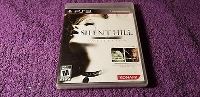 Silent Hill Hd Collection Playstation 3 Ps3 Complete Cib