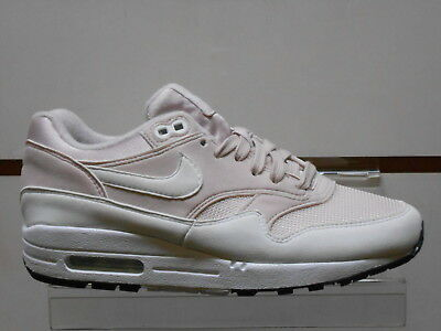 4bad1be328abe NIKE WOMENS AIR Max 1 Se White Black Gold Size 3.5 4 5 Trainer Shoe ...