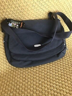 Baggallini Courier Bag, NWT (Recently reduced)