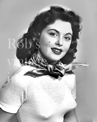 96bbe08a9 BULLET BRA MAMA photo Retro 1940 s 1950 s Sweater Ann Margaret 8