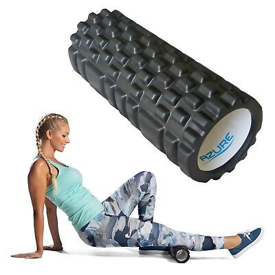 Azure Foam Roller Trigger Point Massage Deep Tissue Physio Muscle Grid Exercise