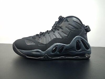 61845bbd6bd41e Nike Air Max Uptempo  97 Triple Black Pippen Men s Shoe 399207-005 Size 11