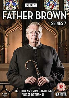 Father Brown Series 7 Official UK release  New (DVD  2019)