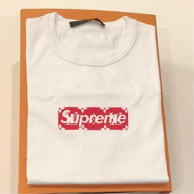 8ce6aa1020d Used Louis Vuitton Supreme Monogram T shirt Size XS Limited Very Rare