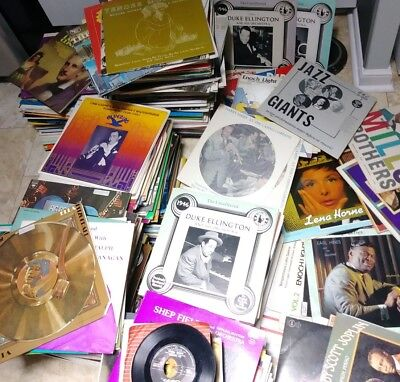 Vintage Vinyl Record Lot of 15- Jazz Classical Electronica Swing Big Band & More