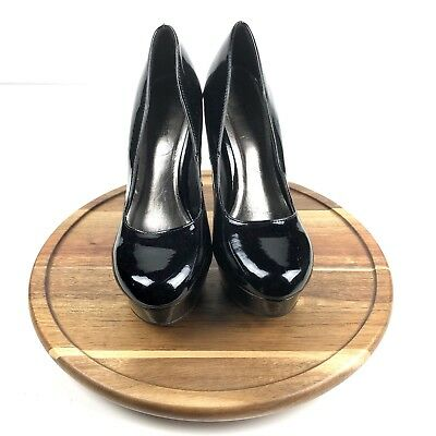 de2150f1b Charlotte Russe Womens Pumps Platform Stiletto High Heels Black Sz 8 Womens  5.5