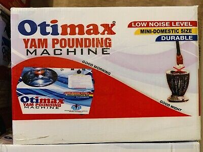 Yam Pounder Machine -Yam cooking and pounding- Brand new .Pound 4 People At A Go