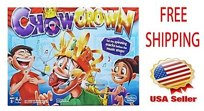 Chow Crown Game - FREE SHIPPING