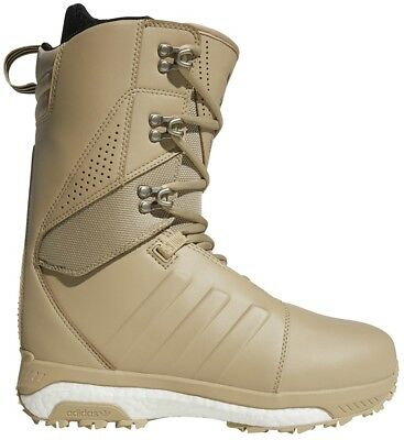 promo code fe2bf 736e1 Adidas Tactical ADV Snowboard Boots, UK 10 Raw GoldFTWR White 2019