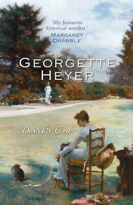 Devil's Cub by Heyer, Georgette Paperback Book The Cheap Fast Free Post