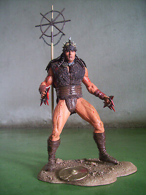NECA Conan the Barbarian Series 2 Pit Fighter Conan 7'' 7Inch