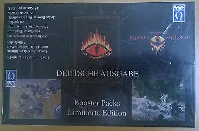Middle Earth The Wizards - Booster Box - Limitierte Edition (Mint, Sealed)