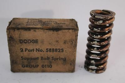 dodge support bolt spring n.o.s part nr 588825 groep 0110  last one